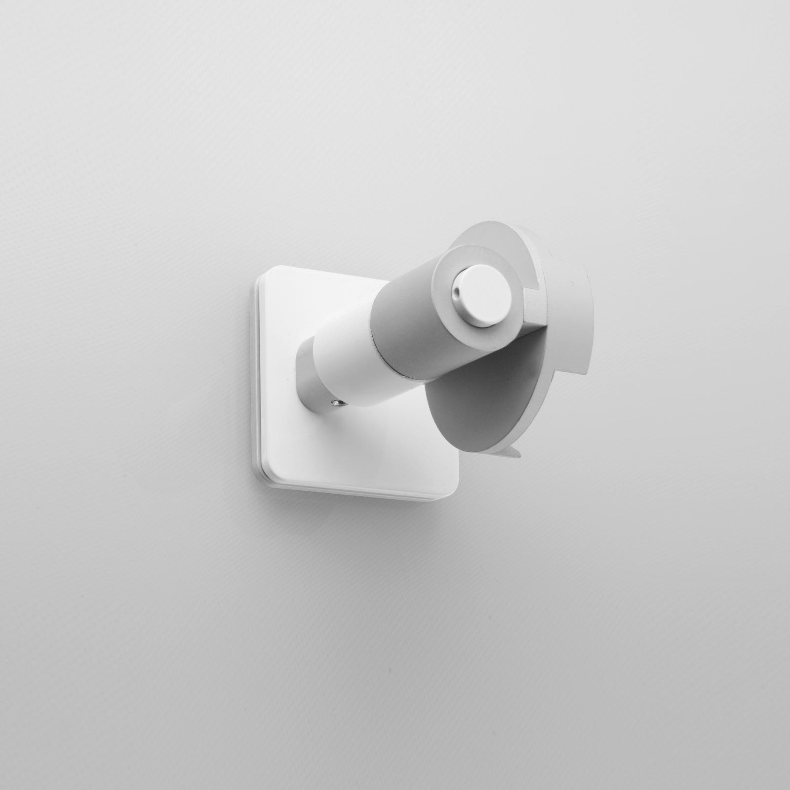 Flexy Top — Finitura in laccato bianco