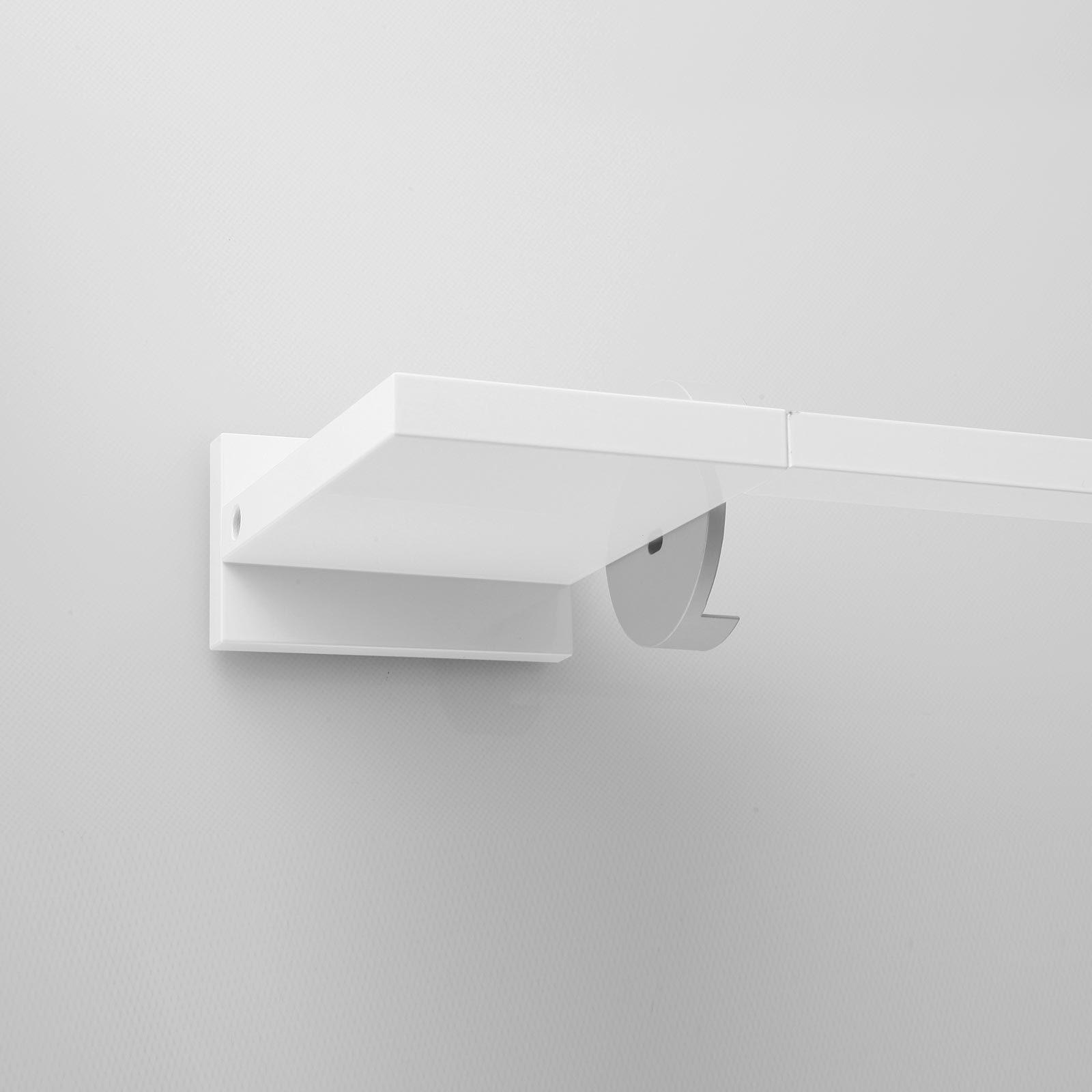 Simply Line — Finitura in laccato bianco