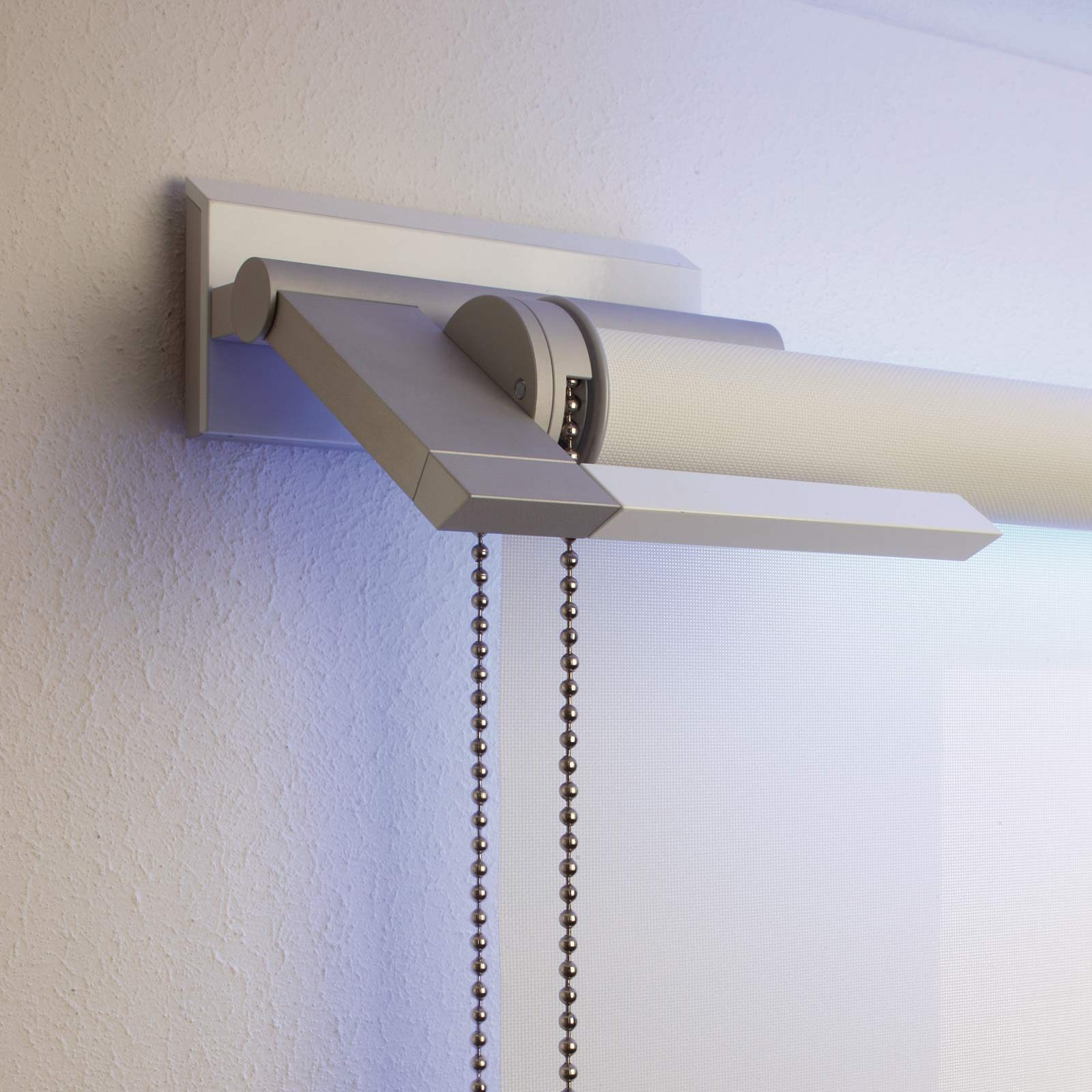 Hypno Wall — A parete con led RGB